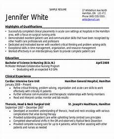 Entry Level Nursing Resume Objective Entry Level Nursing Student Resume Objective