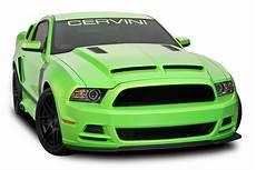 Cervini Design Cervinis Announces 2013 2014 Ford Mustang Ram Air Hood