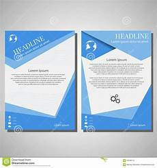 Front Page Design Template Vector Brochure Flyer Design Layout Template Size A4