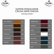 Saphir Shoe Cream Color Chart Saphir Pommadier Cream Shoe Polish Cream Shoes Shoe