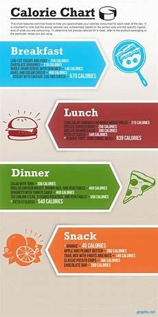Nutrition Chart Calories Fact Sheet Infographic Infographics Graphs Net