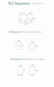 What Size Is A2 Card Invitation Size Guide A2 Pocket Cards Amp Pockets