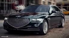 2020 genesis g90 2020 genesis g90 interior exterior and drive sedan 2019