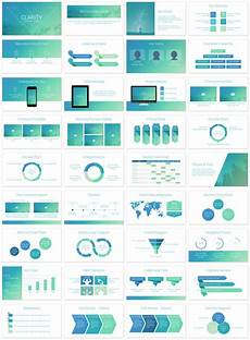 Creating A Template In Powerpoint Clarity Powerpoint Template Presentationdeck Com