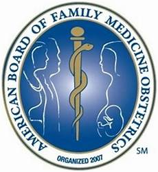 American Board Of Family Medicine American Board Of Family Medicine Obstetrics 174 Formed