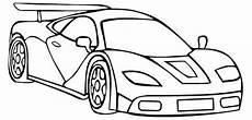 Malvorlage Rennauto Kostenlos Malvorlagen Auto Racing