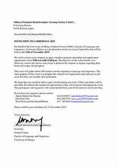 Letters Format Invitation Letter Format Example Docsity