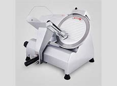"""New 10"""" Blade Commercial Meat Slicer Deli Meat Cheese Food"""