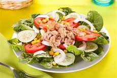 Comidas Light Con Atun Receta De Ensalada De At 250 N Light Unareceta Com