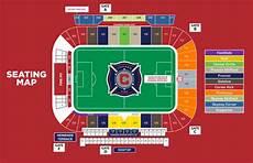 Seatgeek Stadium Seating Chart Seatgeek Stadium Seating Map Stadium Chicago Map