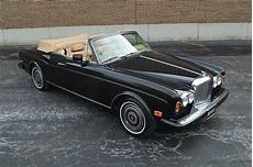 bentley corniche convertible 1985 rolls royce bentley corniche convertible used rolls