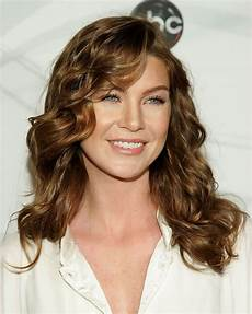 trendy wavy curly haircuts for older women short