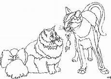 Ausmalbilder Dicke Katze Dicke Und Duenne Katze Ausmalbild Malvorlage Gemischt