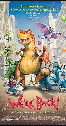 Danny And The Dinosaur We Re Back A Dinosaur S Story 1993 Imdb