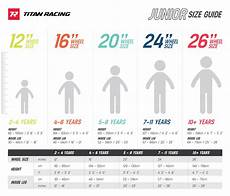 Bike Size Chart By Height Titan Racing Junior Bike Sizes 1 Welcome To The World