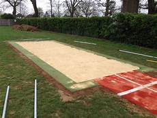 Sand Tracks Design Long Jump Landing Pit Long Jump Sand Pits
