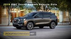2019 gmc envoy 2019 gmc envoy rumors release date and prices