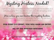 F B Hostess Be My Mystery Hostess Amp Get All Of The Rewards A 15