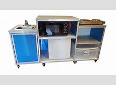 Mobile Kitchen with Portable Sink   Model: PK 001   MONSAM Portable Sinks