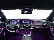 First Car With Ambient Lighting Current Developments And Challenges In Led Based Vehicle