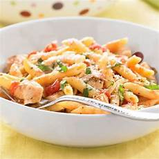 grilled chicken penne al fresco recipes pered chef