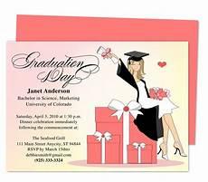 Graduation Announcements Templates Free Best 46 Printable Diy Graduation Announcements Templates