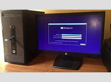 HP All in One Desktop PC How to Boot from a USB Flash