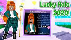 st s day royale high st s day update info lucky halo and accessories
