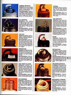 Snowmobile Spark Plug Color Chart Sparkplug Diagnosis Please Pic Vintage Mustang Forums