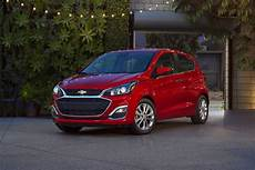 2019 chevrolet spark 2019 chevy spark gets a facelift stays activ roadshow