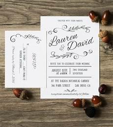 Wedding Invitations Microsoft Word Diy Microsoft Word Invitation Templates That You Can Make