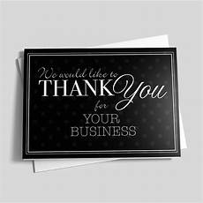 Business Thank You Cards With Logo Professional Thank You Borders Thank You Greeting Cards