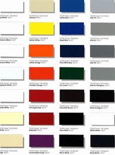 Powder Coat Colour Chart Nz Pics Of Powder Coating Colors Blasterforum Com