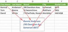 Printing Address Labels From Excel How To Print Address Labels From Excel