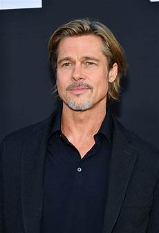 brad pitt remembers his very first kiss instyle com