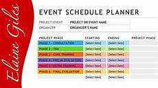 Calendar Of Events Template Word Microsoft Word 2013 Schedule Template Youtube
