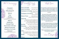 Tri Fold Wedding Programs Wedding Program Trifold Fairy Tale Wedding Pinterest