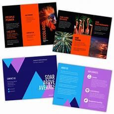 Pamphlet Design Template Pamphlet Maker For Non Designers Online Pamphlet Maker
