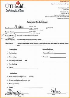 Doctors Note 1 Urgent Care Doctors Note Card Authorization 2017