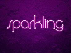 Sparkling Text Sparkling Text Effect By Photographics On Deviantart