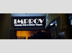 Improv Comedy Club & Dinner Theatre (Now Closed