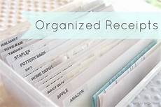 Make Receipts For Your Business Simply Organized Organized Receipts I Will Have To Do