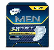 tena absorbent protector level 2 pad for with