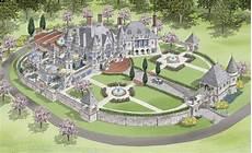 Castle Design Lavish European Castle Design By D Alessio Inspired