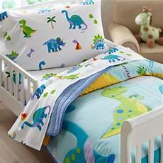 olive dinosaur land toddler comforter boys