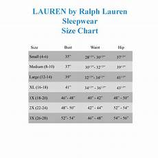 Ralph Pajamas Size Chart By Ralph Plus Size Hammond Knits Pajama Set