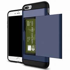 credit card sleeve for phone thin credit card holder wallet slim slide phone cover