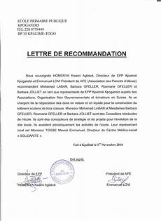 Lettre De Reference Example Academic Proofreading How To Write Good Reference