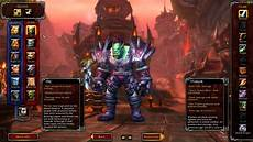 Wow Races And Classes Chart World Of Warcraft Part 1 Races And Classes Explained