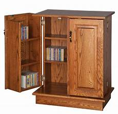 cd dvd cabinet amish furniture connections amish
